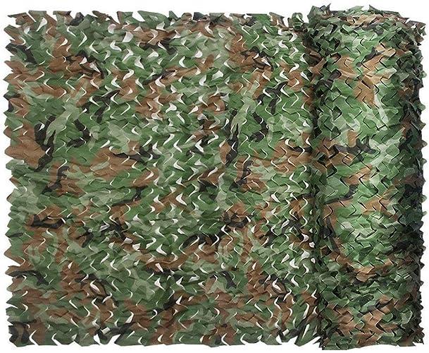 Axdwfd Filet Camo - Treillis Militaire boisland, Filet Camouflage, Camonetting Parfait pour la Chasse au tir en Camping, Décoration de fête à thème