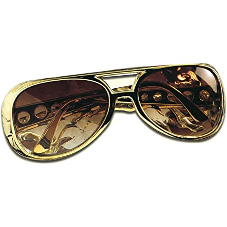 Rock N Roll Glasses Dress-Up Novelty Glasses Specs & Shades for Fancy Dress Costumes Accessory