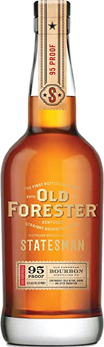 Old Forester Statesman Bourbon Whisky, 750 ml