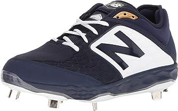 boys navy baseball cleats