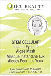 Juice Beauty Stem Cellular Instant Eye Lift Algae Mask, 5mL