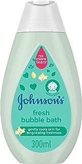 JOHNSON'S Baby Bubble Bath, Fresh, 300ml
