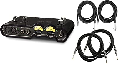 Line 6 POD Studio UX2 USB w/2 Free 20' Mic cables and 2 Free 18.6' Instrument cables