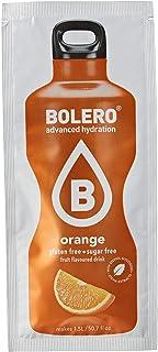 comprar comparacion Bolero Bebida Instantánea sin Azúcar, Sabor Naranja - Paquete de 12 x 9 gr - Total: 108 gr