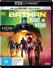 Batman: Assault on Arkham (4K Ultra HD + Blu-ray)