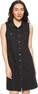 Levi's Womens plain classic Dress LE DRESS