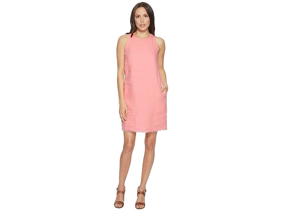 Tommy Bahama Two Palms Sleeveless Short Dress (Cabana Pink) Women