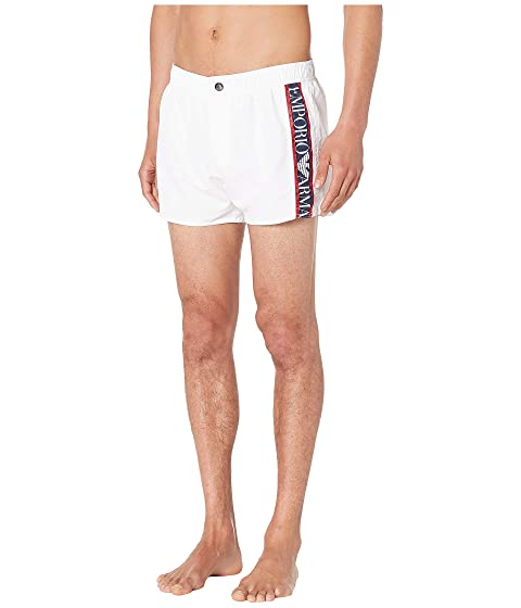 Emporio Armani Color Block Shorts