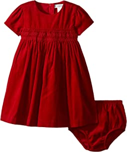Ralph Lauren Baby - Corduroy Dress & Bloomer (Infant)