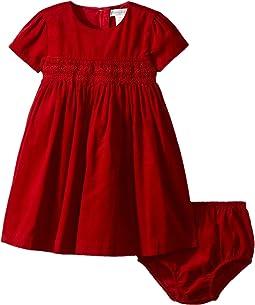 Ralph Lauren Baby - Corduroy Dress & Bloomer (Infant)