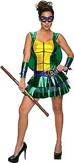 Spirit Women's Teenage Mutant Ninja Turtles Donatello Costume