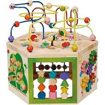 Howa Activit/é Cube /«Little World/» en Bois Grand 6001