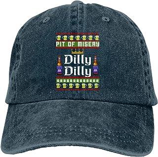89bd557a8 Trikahan Bud Light Unisex Washed Adjustable Cowboy Hat Denim Baseball Caps
