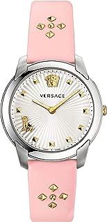 Audrey Quartz Silver Dial Ladies Watch VELR00119