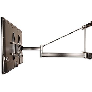 Extra largo brazo soporte de pared para televisor, 55 y # x2033; -85 y # x2033; TV de Panel, se extiende 46 y # x2033;: Amazon.es: Electrónica