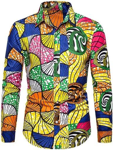 Poachers Camisas Hawaianas Hombre feas Camisas Hombre Manga ...