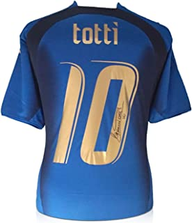 Best 2006 italy world cup signed jersey Reviews