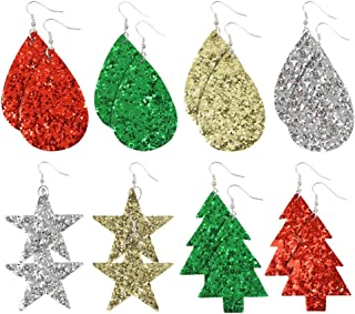 earring christmas tree
