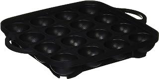 イワタニ(Iwatani) グリルパン ブラック サイズ:幅26×奥行21×高さ3.9cm CB-P-TAF [並行輸入品]