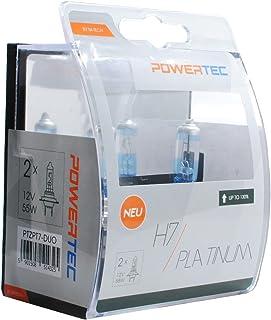 Tech ptzpt7 duo Leuchtmittel PowerTech Platinum + 130% H712V 55W