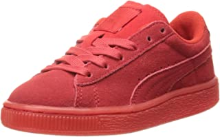 Suede JR Classic Sneaker (Little Kid/Big Kid)