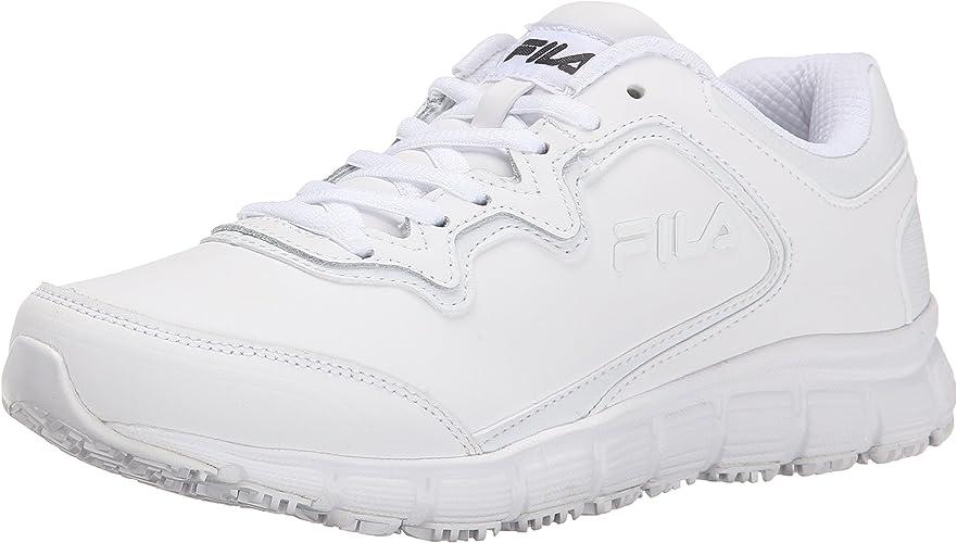 Fila Wohommes Memory Fresh Start SR Training chaussures, blanc blanc blanc, 9 M US