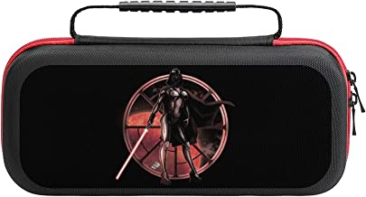 $20 » Star War Black Bag, Switch Travel Carrying Case for Switch Lite Console and Accessories, Shell Protective Cover Organizer ...