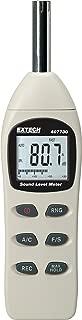 Extech 407730 Digital Sound Level Meter 40-130dB