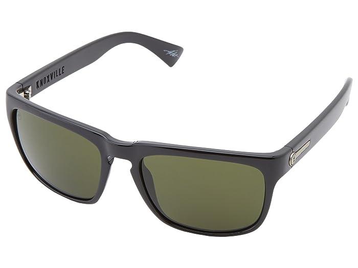 Electric Eyewear  Knoxville (Gloss Black/Ohm Grey) Fashion Sunglasses