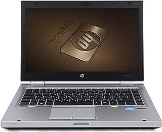 HP EliteBook 8470p Laptop, Intel Quad Core i7 3740QM 2.7GHz, Windows 10 Pro 64-bit, 8GB DDR3 RAM, 120GB SSD (Solid State Drive), DVD-RW Super Multi Drive, Anti-Glare HD LED 14 inch Display, WiFi