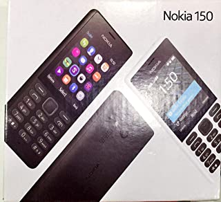 NOKIA 150 DUAL SIM COLOR BLACK