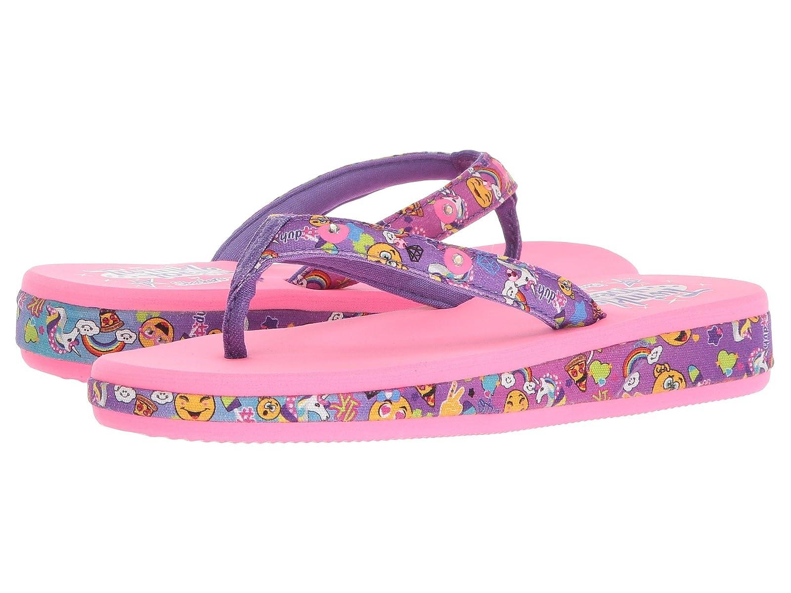 SKECHERS KIDS Sunshines Lights 10946L (Little Kid/Big Kid)Atmospheric grades have affordable shoes