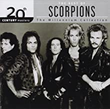 20th Century Masters:The Best of Scorpions Millennium Collection