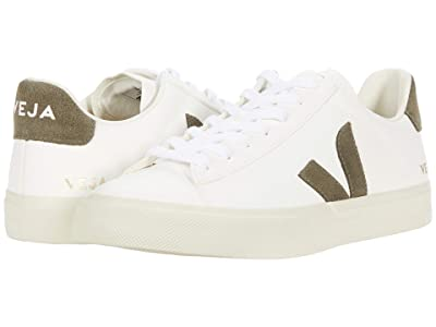 VEJA Campo (Chrome Free/Extra White/Kaki) Men