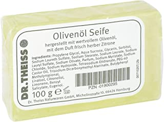 DR.THEISS Olivenöl-Seife 100 g