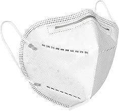 10 Pieces M/àsk pm2.5 4Layer N Nine 5 Face M/àsk Adult Anti-Fog Haze Dustproof Non-Woven Fabrics M/àsk 3 Safety Face M/àsks Respir/àtor for Personal Health Anti-Dust
