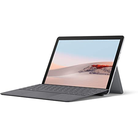 Microsoft Surface Go 2 Ordenador portátil 2 en 1 de 10.5 pulgadas Full HD, Wifi, Intel Pentium Gold 4425Y, 4 GB RAM, 64 GB eMMC, Windows 10 Home Platino