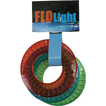 FLOlight Colored Lens Kit Jetlight Swimming Pool Wireless Return Light (6 Pack)