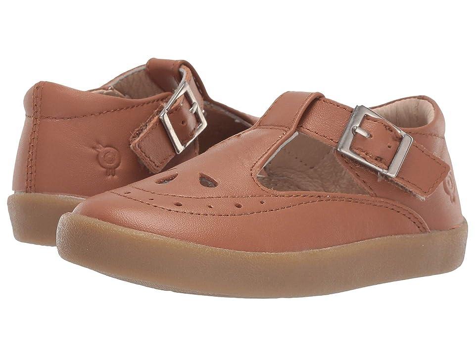 Old Soles Royal Shoe (Toddler/Little Kid) (Tan) Girl