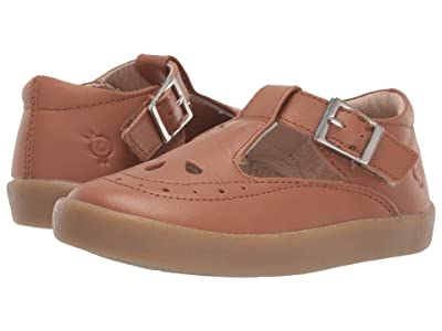 Old Soles Royal Shoe (Toddler/Little Kid) (Tan) Girl