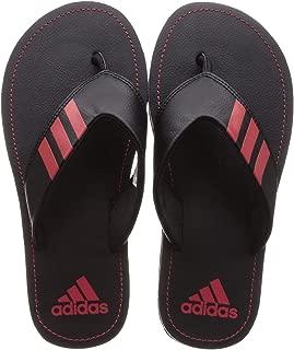 Adidas Men's Coset Ii Cblack/Scarle Slippers
