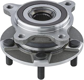 - One Bearing Included with Two Years Warranty Front Wheel Bearing and Hub Assembly Note: 2.5 Liter H4 2.5i, GT, GT spec.B 2006 fits Subaru Legacy