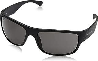 Fastrack Oval Unisex Sunglasses (P192GR1|62.1|Grey)