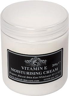 Vitamin E Moisturising Cream 200g by Elegance Natural Skin Care by Elegance Natural Skin Care