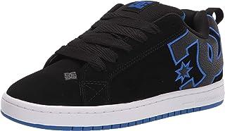 DC Shoes Court Graffik Shoe, Scarpe da Skateboarding da Uomo Size: 41 EU