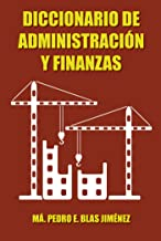 Diccionario De Administración Y Finanzas