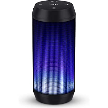led light up bluetooth speaker