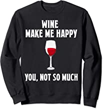 wine makes me happy you not so much
