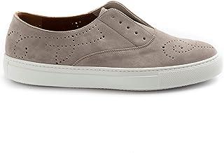 Fratelli Rossetti Sneaker Hobo Sport in camoscio Grigio - 45813 PL24284 - Taglia