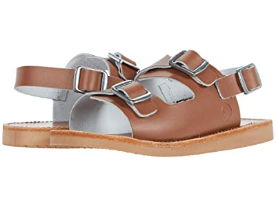 Freshly Picked Delray Sandal (Infant/Toddler/Little Kid) (Cognac) Kid